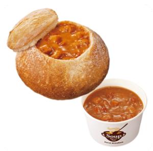 スープ・パン